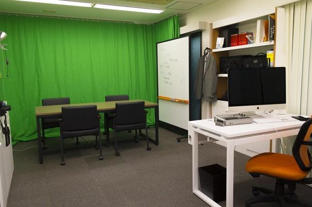 新宿でレンタルスタジオを利用するならクロマキー撮影(合成撮影)が可能な【レンタルスタジオ Suneight】へ